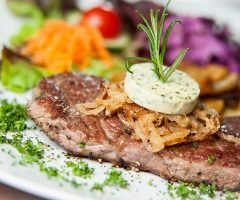 On peut varier les menus même s'il n'y a que de la viande de boeuf